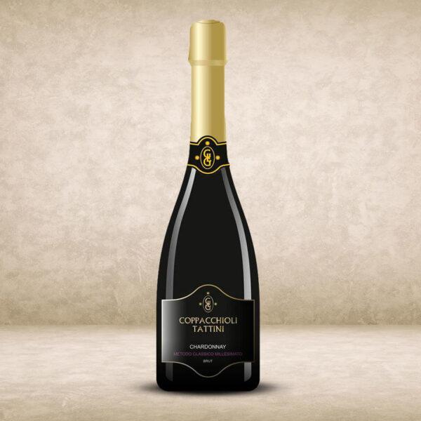 Coppacchioli Tattini Chardonnay Brut 2016