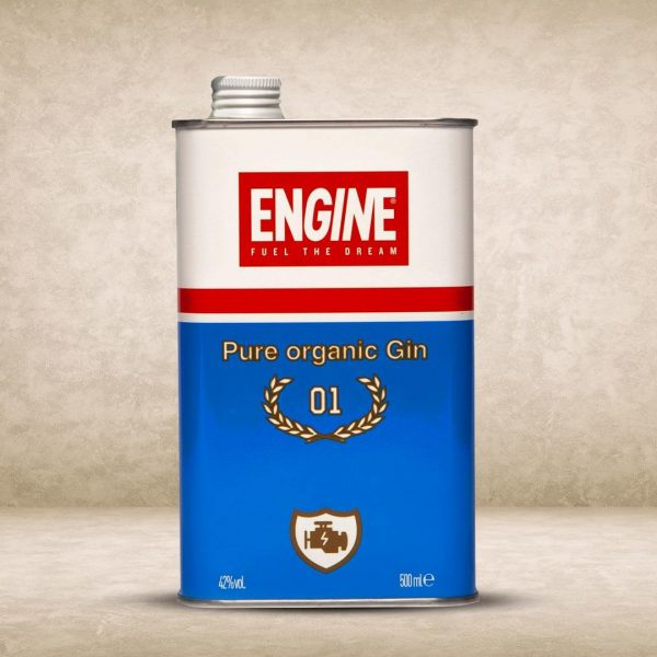 Pure Organic Gin Engine