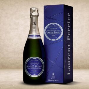 Laurent-Perrier Ultrabrut coffret