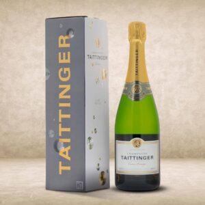 Taittinger Cuvée Prestige coffret