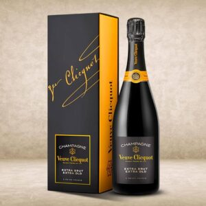 Veuve Clicquot Extra Brut Extra Old Edition 2 coffret