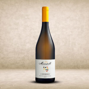 Monsupello Germogli Bianchi - Pinot nero vin. in bianco