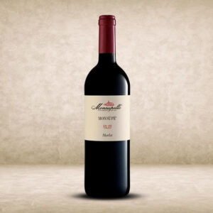 Monsupello Monsupè Merlot 2017