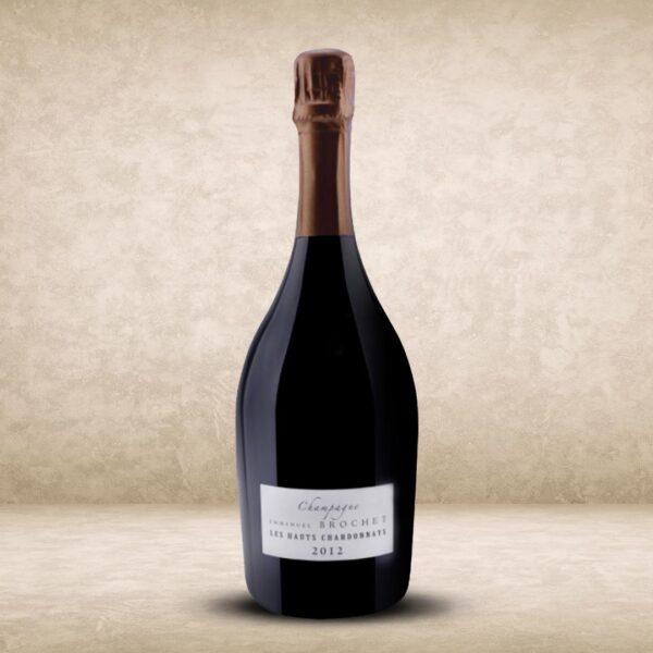Emmanuel Brochet Les Hauts Chardonnay 2014