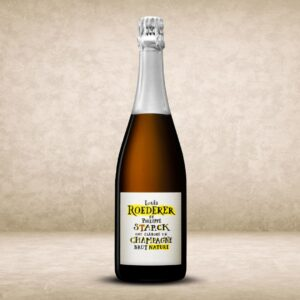 Louis Roederer Brut Nature Philippe Starck 2009