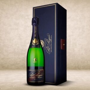 Pol Roger Sir Winston Churchill 2008 Brut coffret